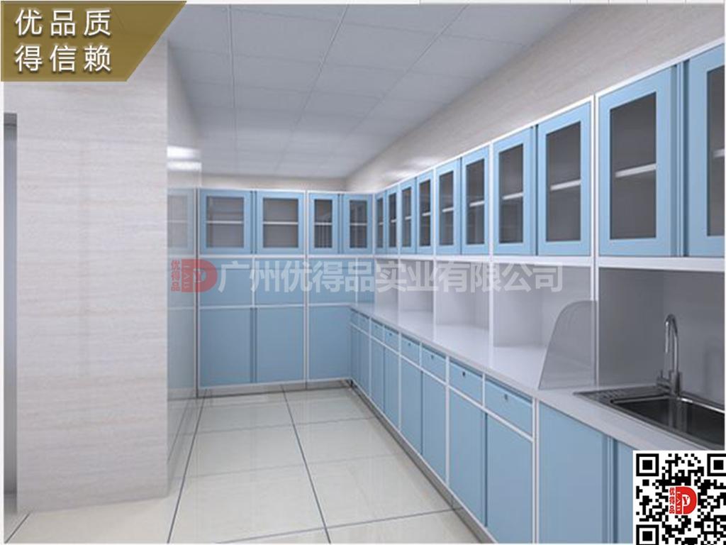 治療室,配奶室,換藥室,分類垃圾臺,垃圾柜